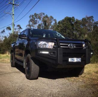 Toyota hilux SR 2018 Crib Point Mornington Peninsula Preview