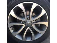 "Nissan Tekna 17"" Alloy Wheel (Set of 4)"