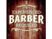 ******EXPERIENCED BARBERS WANTED ***