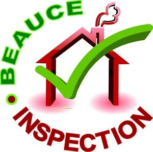 Inspection professionnelle de bâtiment maison  BEAUCE INSPECTION