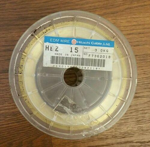 3 Kg Hitachi EDM Wire HBZ 15