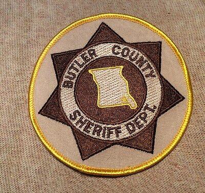 MO Butler County Missouri Sheriff Patch