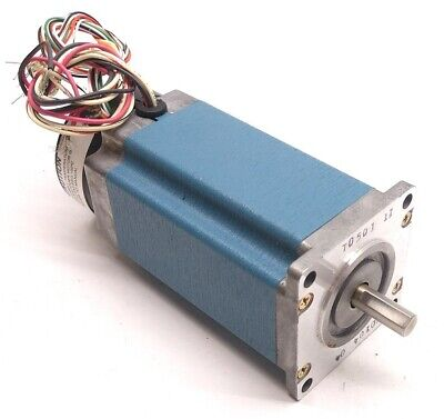 Numation Flm6304e5 Stepping Motor Nema 23 4.95vdc 1.8 Amps 200 Stepsrev