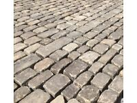 Yorkstone setts wanted
