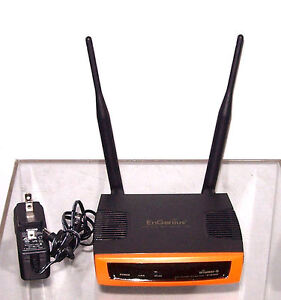 Router ENGenius 11b/g Longue Distance Multi-Function 7+1AP