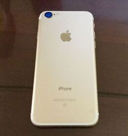 Iphone 7 emmaculate condition