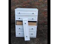 FREE! Chest of drawers - needs repairing