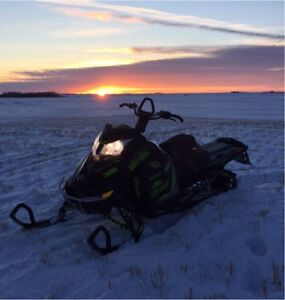 """Wanted 154""""x3"""" skidoo track"""