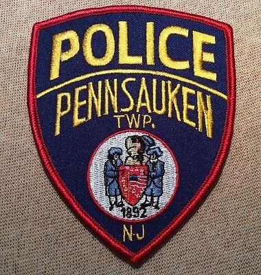 NJ Pennsauken Twp. New Jersey Police Patch