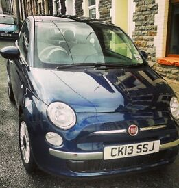 Fiat 500 Lounge LOW MILEAGE £6,000ono