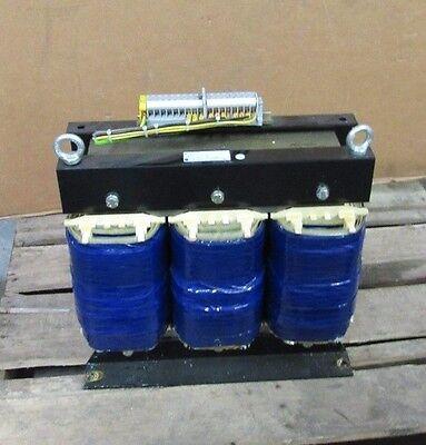 Frei R300-181.20 40kva Isolation Transformer Hi 460v Lo 230400v 3ph En61558-2-