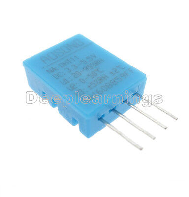 12510pcs Dht11 Digital Temperature And Humidity Sensor Temperature Arduino F