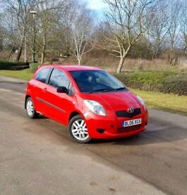 Toyota Yaris 1.0 VVT-i T3 3dr, Top spec, £990