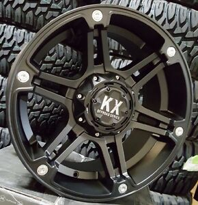 NEW!! 17, 18 AND 20 INCH AVAILABLE! 5, 6 AND 8 LUG ALL SIZES!
