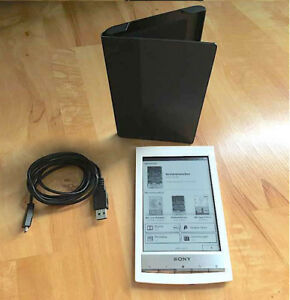 "Sony PRS-T1 6"" Digital E-Ink Pearl eReader with Wi-Fi"