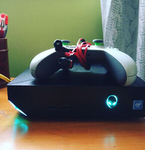 Alienware alpha r2 gaming pc price can be negotiable