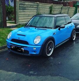 Mini Cooper s (swap) or ££
