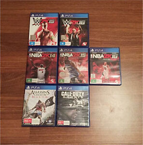 PS4 GAMES! Dandenong Greater Dandenong Preview