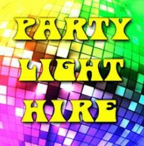Party Hire!!  Laser and LED Lighting for your party! Carramar Wanneroo Area Preview