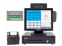 EPOSNOW Epos System - Complete - 1yr old - Touch Display/Drawer/Printer/Scanner
