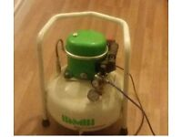 Bambi BB24V Compressor - Silent Air - (9 Litres, 0.5 HP)