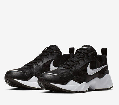 Nike Air Heights Trainers Black / White AT4522 Mens Size UK 10...
