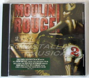 MOULIN-ROUGE-2-SOUNDTRACK-O-S-T-CD-Sigillato