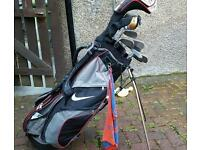 Mens full set of golf clubs and bag £250 ono