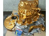 Astra VXR 2.0 Turbo Gearbox M32 6 Speed Reconditioned Quaife LSD Zafira SRI Diff