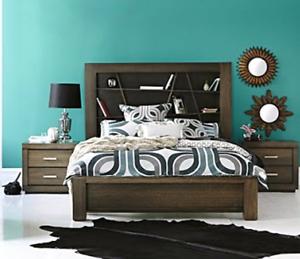 Solid Timber Polygon King Bedroom Suite Bracken Ridge Brisbane North East Preview