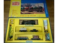 1950s Hornby Model Train Set Collection