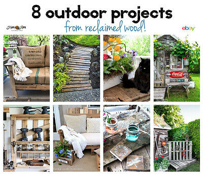 10 garden junk art ideas to jazz up your yard ebay for Upcycled garden projects from junk