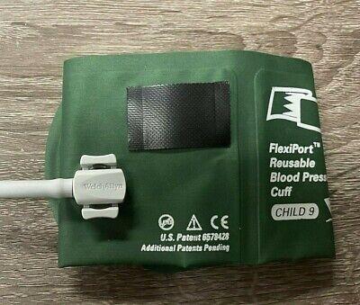 Welch Allyn Flexiport Reusable Child 9 Blood Pressure Nibp Cuff
