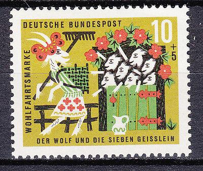 BRD 1963 MI NR 408 POSTFRISCH LUXUS