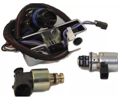 Gas Solenoid Kit - Transmission Solenoid Kit Set 1996 1997 1998 1999 Dodge Truck 46RE 47RE Shift