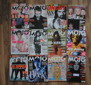 Music Magazines Beatles Collector's Edition + 13 MOJO Magazines