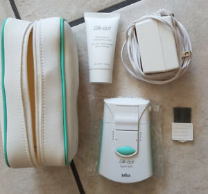 Braun Silk-Épil Epilator Super Soft electric hair remover