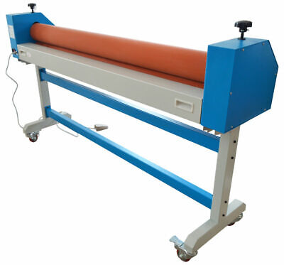 Automatic Electric Manual Cold Laminating Machine 51in 1300mm Office Equipment