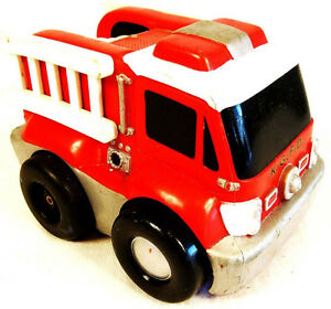 Camion pompier mou Kid Galaxy