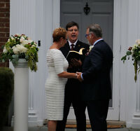 Your wedding officiant/ minister