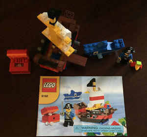 Lego Pirates Building Set (6192) - Complete