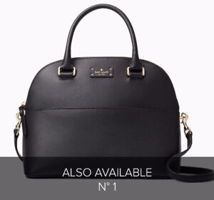 BLACK FRIDAY SALE - Brand New KATE SPADE Leather Bags from $149