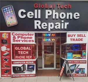 We Fix All Types Of Phones. iPhone, Samsung, Lg, HTC...…..