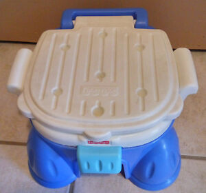 Potty with music