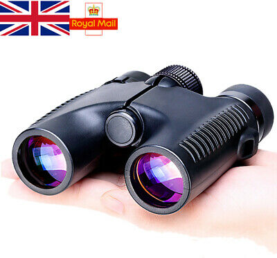Waterproof Binoculars 10x26 Powerful Zoom Telecopes For Military Hunting Camping