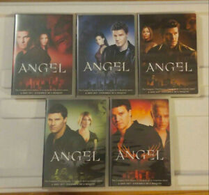 5 Seasons of Angel on DVD