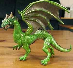Schleich Brand Name Dragon Figurines Kitchener / Waterloo Kitchener Area image 3