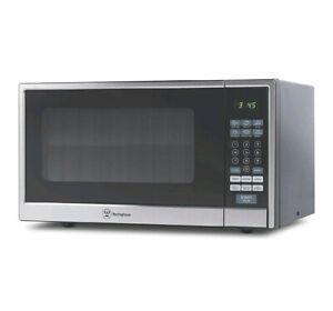 STAINLESS MICROWAVE  - NEW
