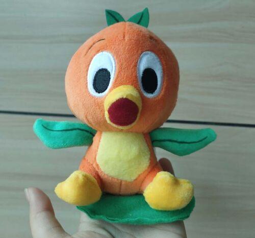 "Authentic Disney Parks Orange Bird Magnetic Shoulder Pal 5"" Plush Doll New"