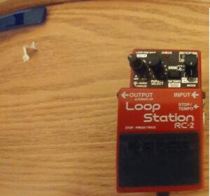 BOSS - RC2 Looper